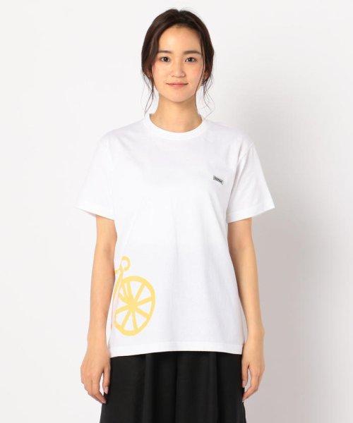 FREDYMAC(フレディマック)/メガチャリ+ワッペンTシャツ/9-0360-2-20-039_img01