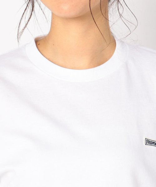 FREDYMAC(フレディマック)/メガチャリ+ワッペンTシャツ/9-0360-2-20-039_img04