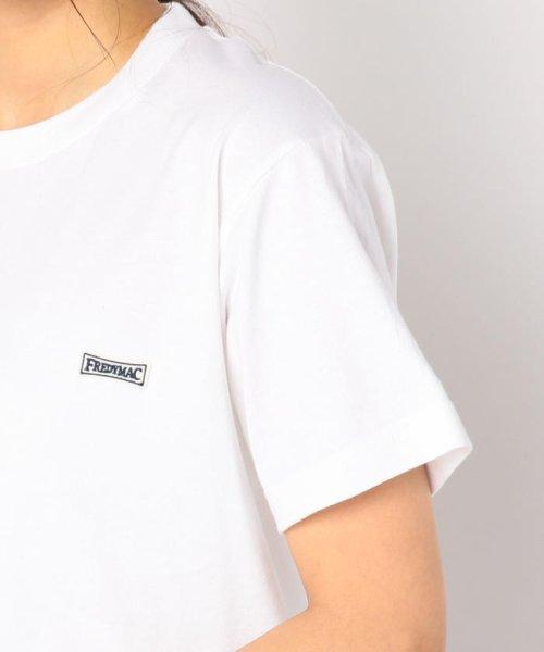 FREDYMAC(フレディマック)/メガチャリ+ワッペンTシャツ/9-0360-2-20-039_img05