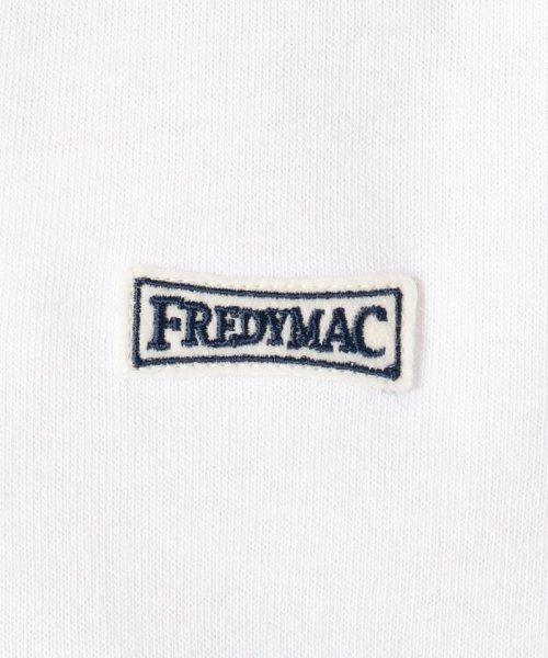FREDYMAC(フレディマック)/メガチャリ+ワッペンTシャツ/9-0360-2-20-039_img08
