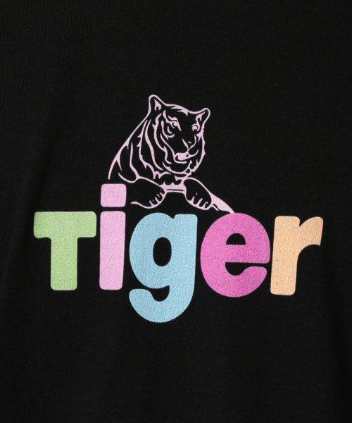 FREDYMAC(フレディマック)/Tiger インクジェットプリントTシャツ/9-0609-2-50-021_img08