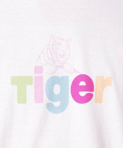 FREDYMAC(フレディマック)/Tiger インクジェットプリントTシャツ/9-0609-2-50-021_img09