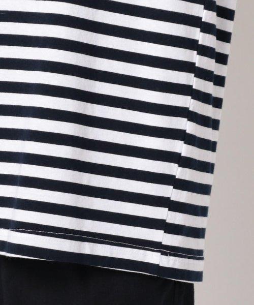 GLOSTER(GLOSTER)/【RUSSIAN NAVY/ロシアンネイビー】 半袖Tシャツ/9-0666-2-53-002_img06
