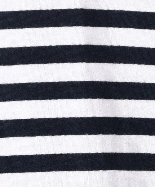 GLOSTER(GLOSTER)/【RUSSIAN NAVY/ロシアンネイビー】 半袖Tシャツ/9-0666-2-53-002_img07