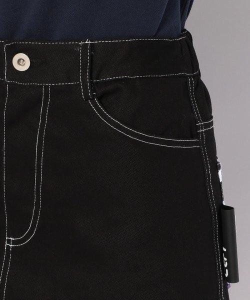 LHP(エルエイチピー)/【NYLON 6月号掲載】Ctr1/コントロール/ポケットスカート/6016191109-60_img03