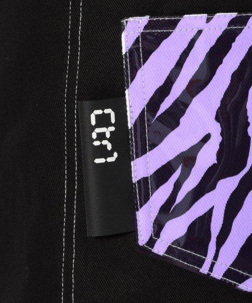 LHP(エルエイチピー)/【NYLON 6月号掲載】Ctr1/コントロール/ポケットスカート/6016191109-60_img06