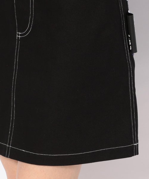 LHP(エルエイチピー)/【NYLON 6月号掲載】Ctr1/コントロール/ポケットスカート/6016191109-60_img07
