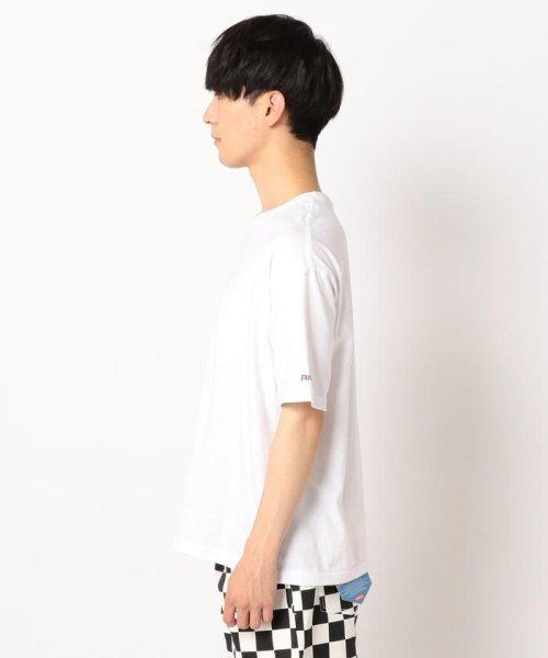 FREDYMAC(フレディマック)/ビッグシルエット袖刺繍ポケT/9-0679-2-50-037_img02