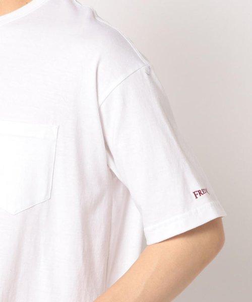 FREDYMAC(フレディマック)/ビッグシルエット袖刺繍ポケT/9-0679-2-50-037_img05
