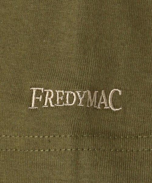 FREDYMAC(フレディマック)/ビッグシルエット袖刺繍ポケT/9-0679-2-50-037_img10