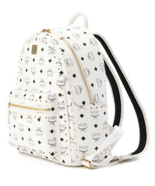 LHP(エルエイチピー)/MCM/エムシーエム/BackPack Small/Medium OutlineStuds/1064191066-60_img01