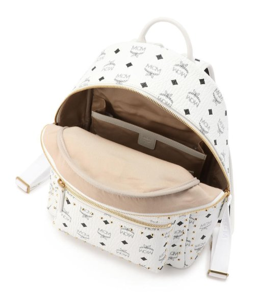 LHP(エルエイチピー)/MCM/エムシーエム/BackPack Small/Medium OutlineStuds/1064191066-60_img04