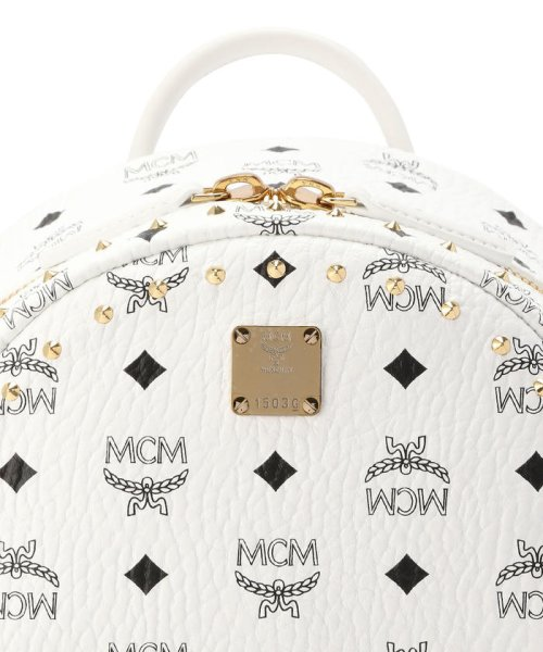 LHP(エルエイチピー)/MCM/エムシーエム/BackPack Small/Medium OutlineStuds/1064191066-60_img05