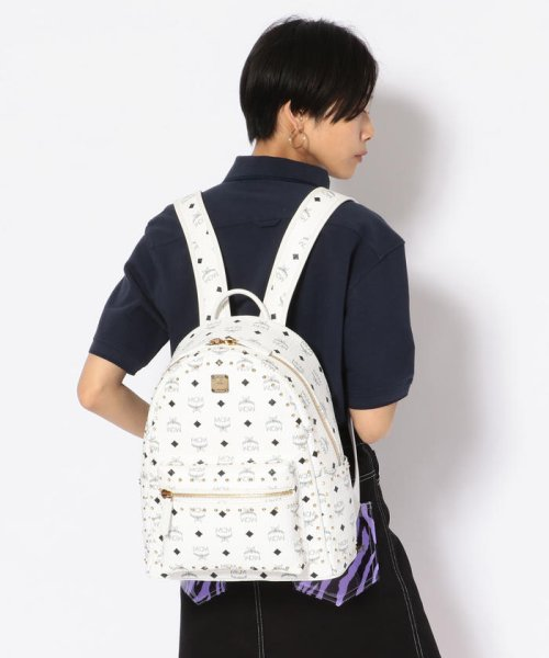 LHP(エルエイチピー)/MCM/エムシーエム/BackPack Small/Medium OutlineStuds/1064191066-60_img08