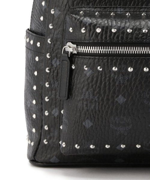 LHP(エルエイチピー)/MCM/エムシーエム/BackPack Small/Medium OutlineStuds/1064191067-60_img06