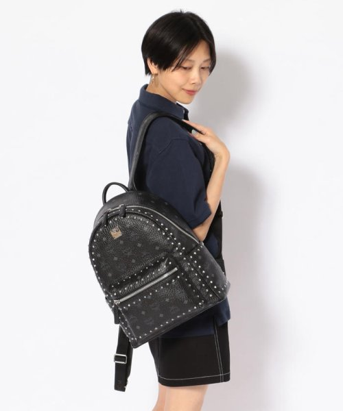LHP(エルエイチピー)/MCM/エムシーエム/BackPack Small/Medium OutlineStuds/1064191067-60_img08