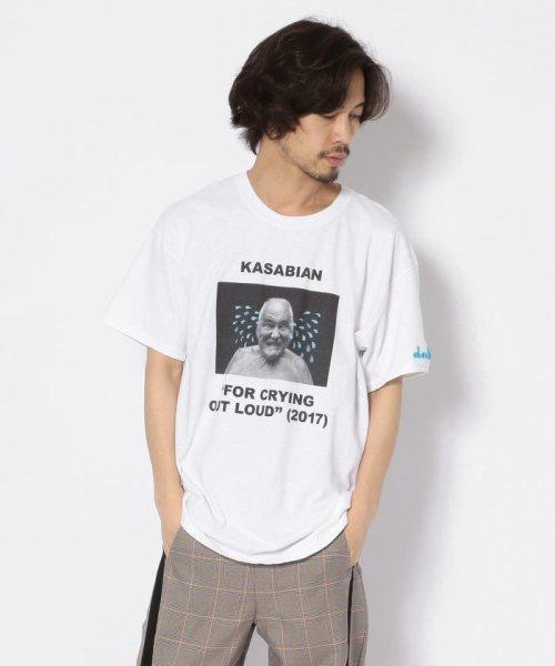 LHP(エルエイチピー)/DankeSchon/ダンケシェーン/KASABIAN Tシャツ/6016191093-60_img01