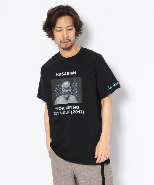 LHP(エルエイチピー)/DankeSchon/ダンケシェーン/KASABIAN Tシャツ/6016191093-60_img02