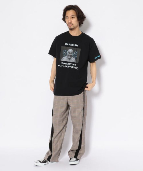 LHP(エルエイチピー)/DankeSchon/ダンケシェーン/KASABIAN Tシャツ/6016191093-60_img10