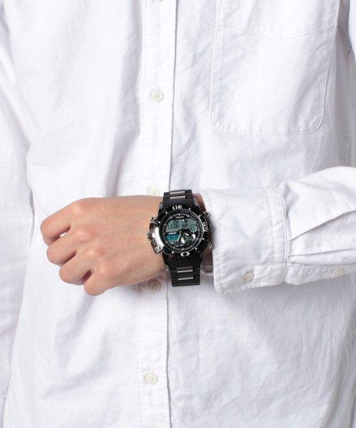 SP(エスピー)/【HPFS】アナデジ アナログ&デジタル腕時計 HPFS622 メンズ腕時計 デジアナ/WTHPFS622_img05