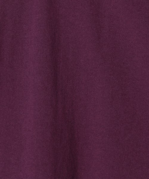 coen(コーエン)/【WEB限定カラーに新色ブラウン登場】USAコットンハイネックTシャツ/76256009019_img28