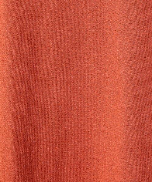 coen(コーエン)/【WEB限定カラーに新色ブラウン登場】USAコットンハイネックTシャツ/76256009019_img31