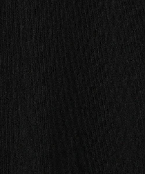 coen(コーエン)/【WEB限定カラーに新色ブラウン登場】USAコットンハイネックTシャツ/76256009019_img33