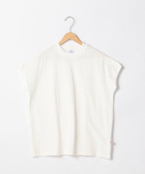 coen(コーエン)/【WEB限定カラーに新色ブラウン登場】USAコットンハイネックTシャツ/76256009019_img34