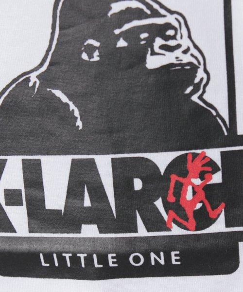 XLARGE KIDS(エクストララージ キッズ)/グラミチコラボ OGゴリラTシャツ/9492227_img05