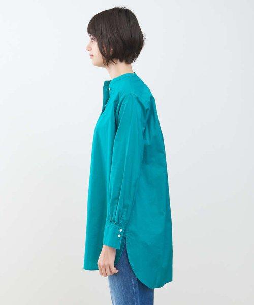 collex(collex)/製品染めチュニックシャツ/60380605011_img04
