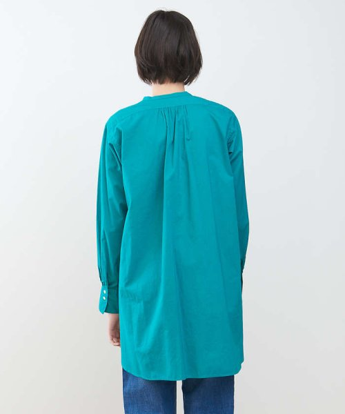 collex(collex)/製品染めチュニックシャツ/60380605011_img05