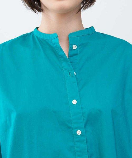 collex(collex)/製品染めチュニックシャツ/60380605011_img06