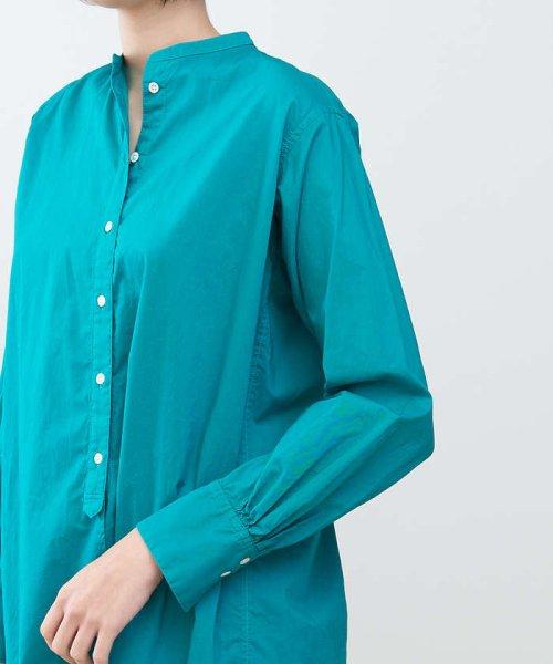 collex(collex)/製品染めチュニックシャツ/60380605011_img07