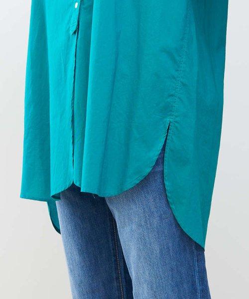 collex(collex)/製品染めチュニックシャツ/60380605011_img08
