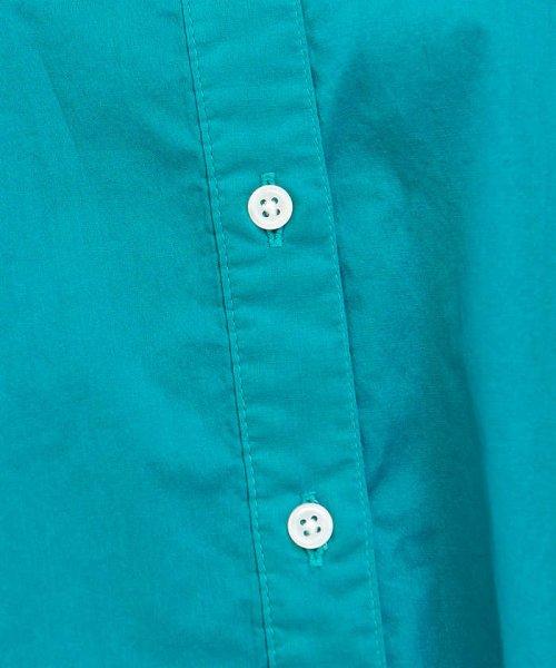collex(collex)/製品染めチュニックシャツ/60380605011_img09