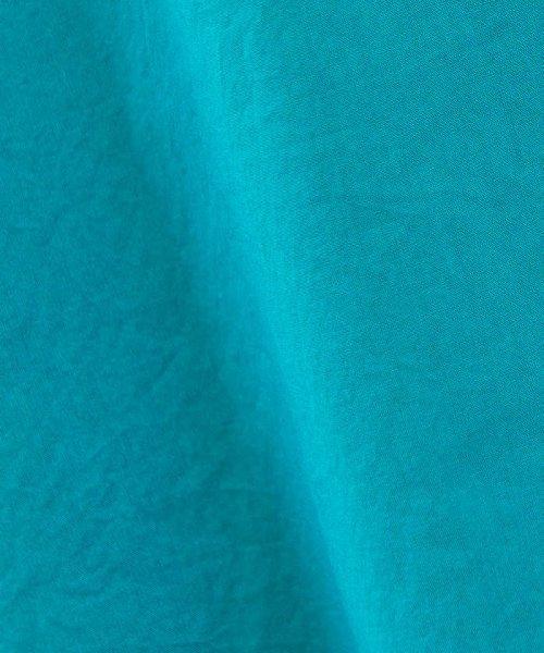collex(collex)/製品染めチュニックシャツ/60380605011_img10