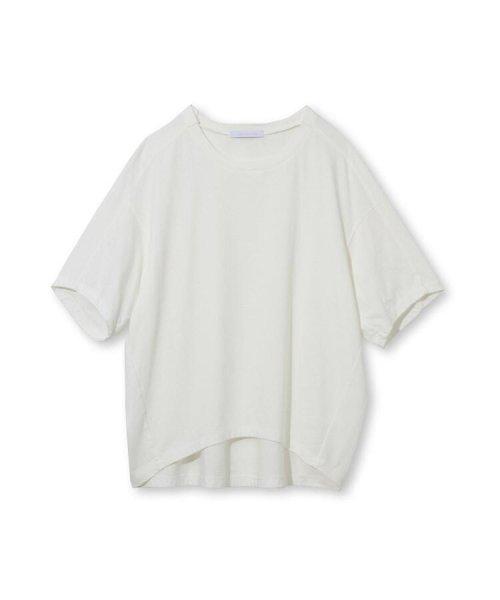 JET NEWYORK(ジェット ニューヨーク)/【洗える】コットン天竺オーバーサイズTシャツ/201901G5016559_img01