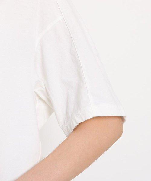 JET NEWYORK(ジェット ニューヨーク)/【洗える】コットン天竺オーバーサイズTシャツ/201901G5016559_img06