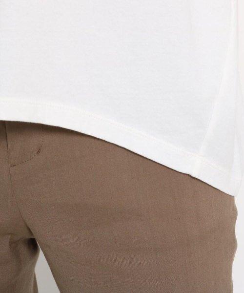 JET NEWYORK(ジェット ニューヨーク)/【洗える】コットン天竺オーバーサイズTシャツ/201901G5016559_img07