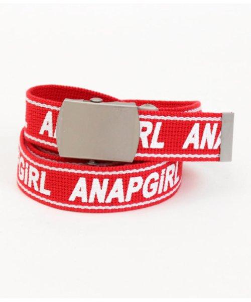 ANAP GiRL(アナップガール)/ロゴラインガチャベルト/2009200003_img21