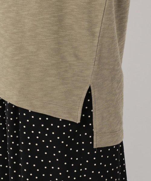 FREDY REPIT(フレディレピ)/[新色追加]ヴィンテージスラブ裏毛 衿デザインTシャツ/9-0012-2-23-010_img08