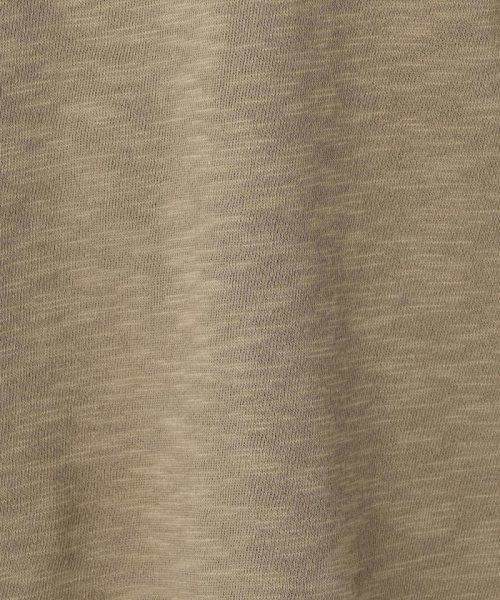 FREDY REPIT(フレディレピ)/[新色追加]ヴィンテージスラブ裏毛 衿デザインTシャツ/9-0012-2-23-010_img10