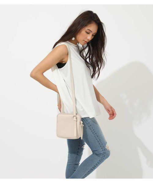 AZUL by moussy(アズールバイマウジー)/ICE CLEAN BACK TUCK TANK/250CSH80-347D_img01