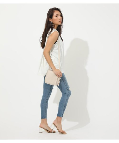 AZUL by moussy(アズールバイマウジー)/ICE CLEAN BACK TUCK TANK/250CSH80-347D_img02
