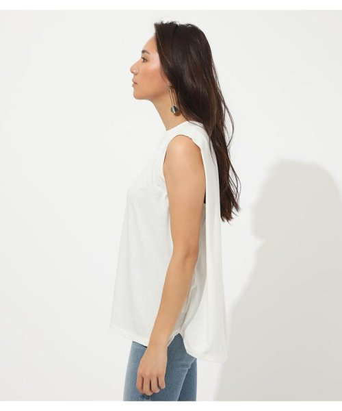 AZUL by moussy(アズールバイマウジー)/ICE CLEAN BACK TUCK TANK/250CSH80-347D_img04