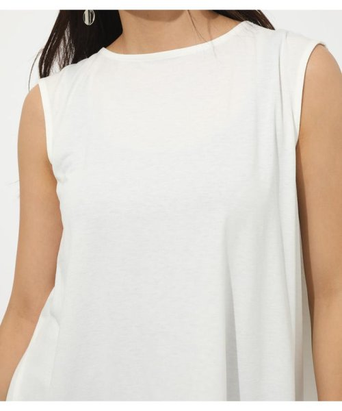 AZUL by moussy(アズールバイマウジー)/ICE CLEAN BACK TUCK TANK/250CSH80-347D_img06