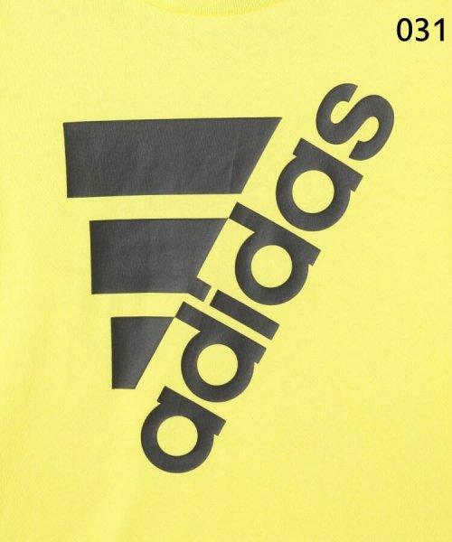 HusHush(Kids)(ハッシュアッシュ(キッズ))/【110-160cm】adidas ラバーロゴTシャツ(一部店舗・WEB限定)/99990951211011_img07