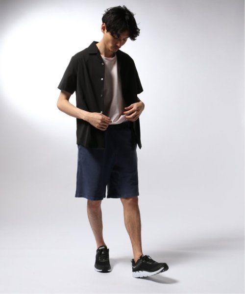 EDIFICE(エディフィス)/ATON / エイトン OVERSIZED T-SHIRT NUBACK COTTON/19071310007510_img01