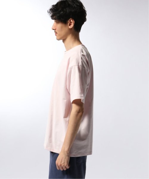 EDIFICE(エディフィス)/ATON / エイトン OVERSIZED T-SHIRT NUBACK COTTON/19071310007510_img06