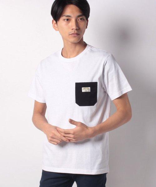 MARUKAWA(マルカワ)/【SMITH'S AMERICAN】スミスアメリカン ポケット 半袖Tシャツ/0112280950_img07